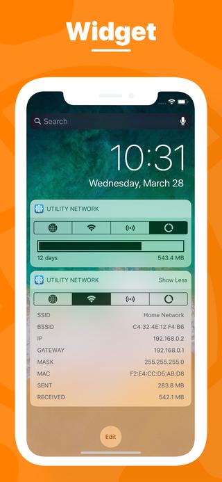 iOS Widget