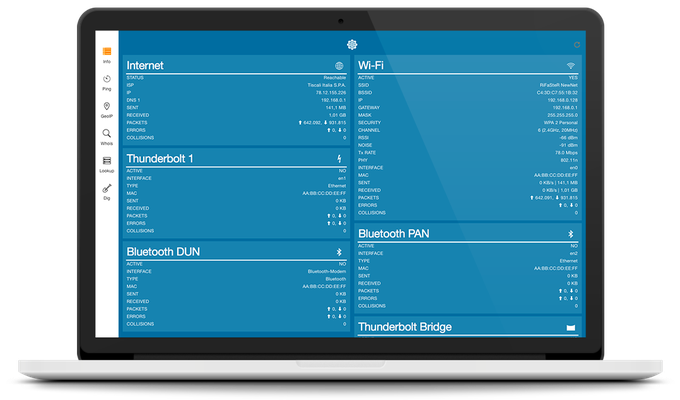 Network Utility X Fullscreen image